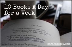 In which I share 10 books that changed my faith | Sarah Bessey - Check this link later