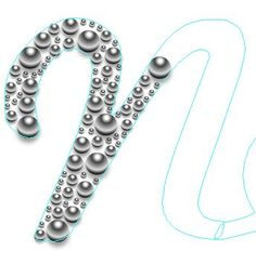 Create Beaded Metallic Text in Illustrator