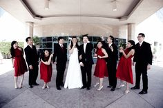Great wedding party :)