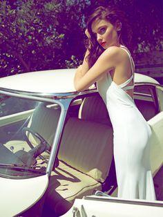 simply stunning!  Ines Jankovic - Modern bride :) <3