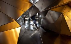 Hotel Puerta América - Zaha Hadid