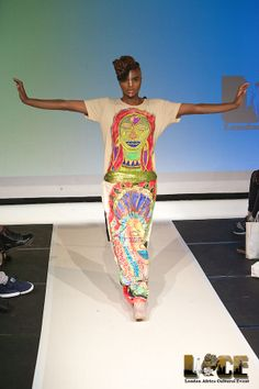 LACE 2013 Designer: Erwin Michalec Hairstylist:You, Naturally /Make up Artist Marva Williams/ Model: Natasha Lee/ Are You A#Designer, Who Wishes To #Exhibit Or #Showcase Your Brand For 2014? @ designer@londonafricaculturalevent.com
