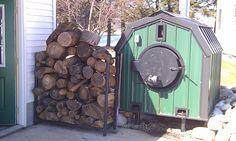 29 best fire furnace wood stove images on pinterest wood burner outdoor wood burner free heat outdoor wood burnerboilerrocket mass fandeluxe Gallery