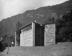 Studio per artisti, lago di Como, 1933-1940, Pietro Lingeri