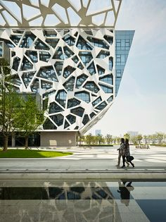 Alibaba Headquarters in hangzhou, China by HASSELL Architects