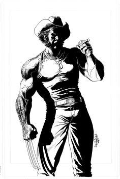 Wolverine by ~JacksonHerbert on deviantART