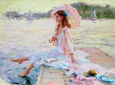 konstantin razumov paintings   Konstantin Razumov   Paintings I Love