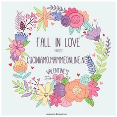 Fall in love - contest San Valentino partecipa anche tu con una ricetta dolce o salata a tua scelta, è facilissimo, vieni a leggere il mini regolamento ^_^