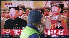 North Korea executes defense chief for falling asleep during meeting, South Korea's spy agency says   Published May 13, 2015 ·FoxNews.com