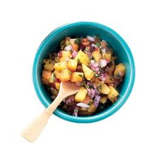 Peach Salsa | Salsa Recipes - Parenting.com