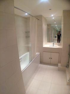 Extraordinary Bathroom Makeover http://www.kiadesigns.co.uk/interior-design/extraordinary-bath-room-makeover/