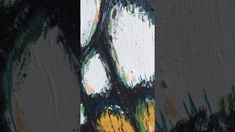 Butterfly wing acrylic painting on canvas by szjdesign - YouTube