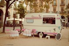 mobile bakery, so darling