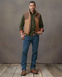 Straight Fit Essential Jeans | Eddie Bauer