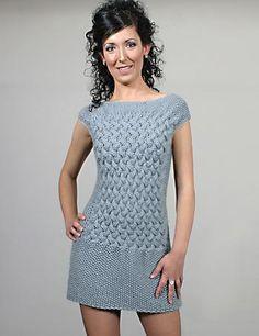 Todo para Crear ... : vestidos tejidos en dos agujas