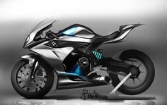 BMW Motorcycle design on Behance