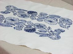 embroidery,blue work