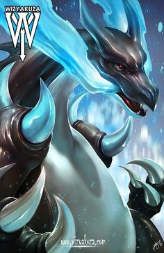 Mega charizard by wizyakuza Pokemon Charizard, Pokemon Dragon, Pokemon Fan Art, Pokemon Cards Legendary, Pokemon Realistic, Mega Evolution, Pokemon Memes, Pokemon Stuff, Anime Characters