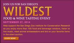 San Diego Zoo Food & Wine Celebration