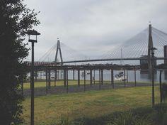 Good morning Sydney  #Sydney #Glebe #airbnb #travel #australia #vsco #vscocam #sydneyharbourbridge by sage.em http://ift.tt/1NRMbNv
