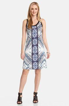 Karen Kane 'Blue Reflection' Tank Dress #Nordstrom #Karen_Kane #Summer_2014 #Tank_Dress #Fashion