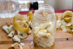 I love infusing vodka and am getting ready to do another batch - ginger pear will definitely be one of the flavors!