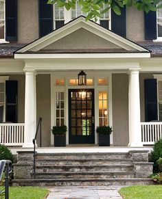 Beautiful entryway o