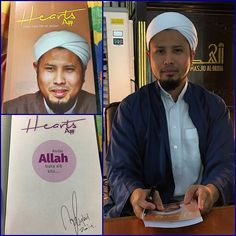 Having to have Ustaz Iqbal autograph é book, am 😍. Heart App, Baseball Cards, Sports, Books, Hs Sports, Libros, Book, Sport, Book Illustrations