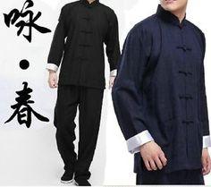 Wing-Chun-Kungfu-Suits-Chinese-Martial-Arts-Taichi-Uniform-Bruce-Lee-Costume-Set