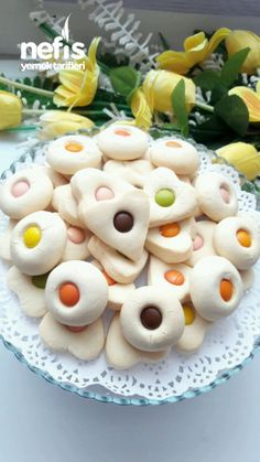 Delicious Cookie Recipes, Yummy Food, Heart Cookies, Doughnut, Menu, Desserts, Sunscreen, Facts, Shortbread Cake