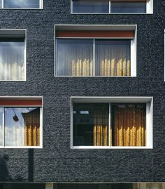 Student Hall of Residence in Amsterdam | DETAIL inspiration