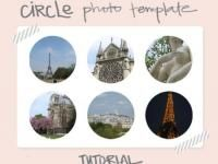 How to make circles in Photoshop