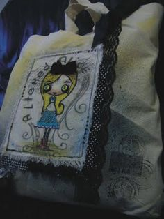 Altered Alice bag