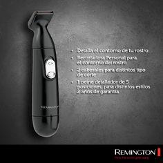 Conoce el detallador personal #Remington y sus beneficios. #BeardBoss #Beard #Man #Style #Handsome #Fashion