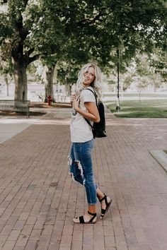 back 2 school outfits | ROOLEE