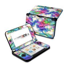 Nintendo 3DS XL Skin - Flashback by DecalGirl Collective | DecalGirl