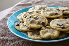 Salted Brown Butter Chocolate Chip Cookies - Confectionary Tales of a Bakeaholic Play Food Set, Brown Butter, Forgive, Chocolate Chip Cookies, Salt, Desserts, Recipes, Food Game, Tailgate Desserts