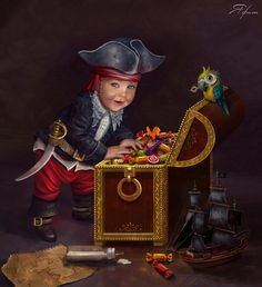 Пиратский клад =)