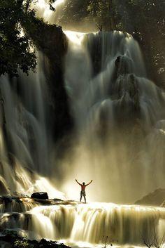 Kuang Si Waterfall - Laos Foto: Mehmet Geylan
