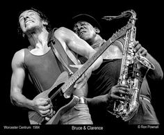 Bruce & Clarence 1984