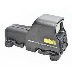 EOTech Negro 512 Tactical Rifle Scope Red del retículo de armas Sight 65 MOA Circle 1 MOA Apuntar Dot – USD $ 71.99