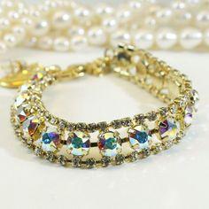 Super sparkly bracelet!