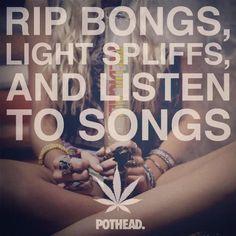 Pothead. #weed #marijuana #pothead #stoner #pot #stoned #high