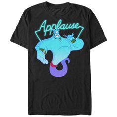 Disney Aladdin Genie Applause T-Shirt