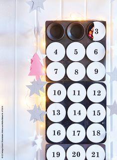 Bald ist es so weit und wir fangen wieder an, die Tage bis Weihnachten zu zählen. Es wird Zeit, sich um den Adventskalender Gedanken zu machen. Tolle Ideen für Deinen DIY-Adventskalender!