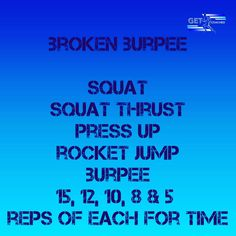 I know I post this workout a lot but I think it is just a great workout 👍🙌  You can go for it, scale it, pace it and always know you've had a good session 🥵😉  No kit needed, just you and the floor 🙂  So give this a blast and let me know how you do 💪🙌👍 Burpees, Squats, Rocket Jump, Online Personal Training, Personal Trainer, Things To Think About, Scale, Nutrition, Squat