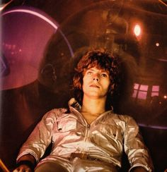David Bowie- Space Oddity, still from the original video.