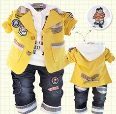 14.- Chaqueta + sudadera + jean / Jacket + shirt + jean. Colores / Color: Amarillo, Beige. Pedidos / For order: shopping.lts@gmail.com