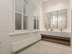Bathroom Lighting, Bathroom Ideas, Mirror, Furniture, Home Decor, Bathroom Light Fittings, Bathroom Vanity Lighting, Decoration Home, Room Decor