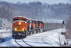 RailPictures.Net Photo: BNSF 8558 BNSF Railway EMD SD70ACe at Muscatine, Iowa by Erik Rasmussen